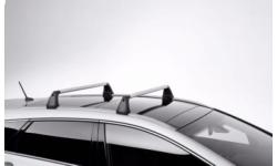 Barres de toit en aluminium i40 sw