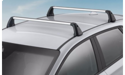 Barres de toit Aluminium i30