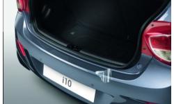 Protection adhésive seuil de coffre transparente i10