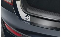 Protection adhésive seuil de coffre noire i30 Fastback
