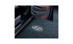 Projecteurs de portières logo Hyundai i30