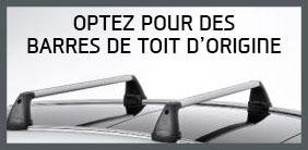 Barres de toit Hyundai
